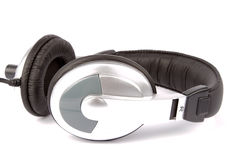 Padded headset Royalty Free Stock Photography