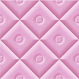 Padded pink background Royalty Free Stock Images