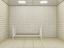 Padded room Stock Image