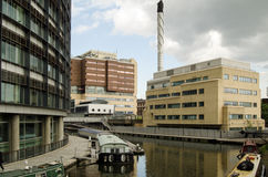 Paddington Basin, London Stock Images
