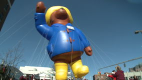 Paddington Bear balloon at parade