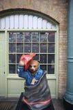 Paddington Bear. Statue in London Stock Images