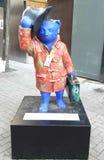 Paddington Bear statue Stock Photos
