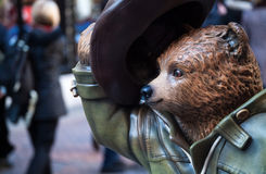 Paddington björn Arkivfoto