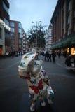 Paddington björnstaty arkivfoton