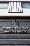 Paddington Green Police Station Royalty Free Stock Photography