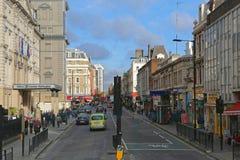 Paddington Londen Stock Afbeelding
