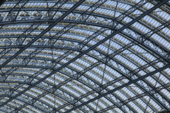 Paddington, roof Royalty Free Stock Image