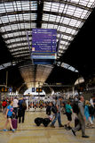 Paddington station, london, england Stock Photography