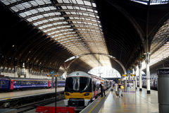 Paddington station, london, england Stock Image