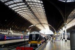 Paddington station, london, england. Paddington Station is one of Londons busiest transport hubs Stock Image