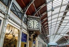 Paddington station in London. UK Royalty Free Stock Images
