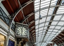 Paddington station in London. UK Stock Images