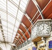 Paddington station in London. UK Royalty Free Stock Photo