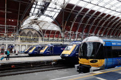 Paddington Station, London, UK Royalty Free Stock Image