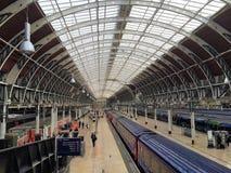 Paddington station London UK royalty free stock photography