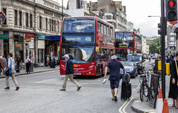 Paddington Station on Praed Street London Stock Photo
