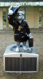 Paddington statue Stock Photo