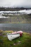 Paddle łódź zdjęcie stock