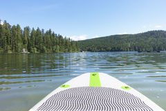 Paddle board Royalty Free Stock Images