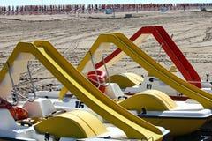 Paddle-boat Stock Image
