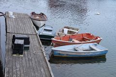 Paddle Boats stock images
