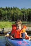 paddle klart till Royaltyfria Foton