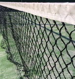 Paddle net close up. Paddle or tennis net close up Stock Photos