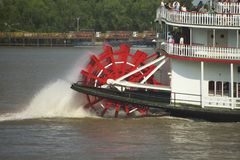 Free Paddle Steamer On The Mississippi Stock Photo - 453240