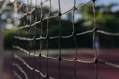Paddle tennis Royalty Free Stock Image