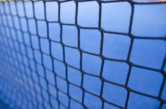 Paddle tennis or tennis net Royalty Free Stock Photography