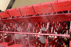 Paddle Wheel 1 Stock Photography