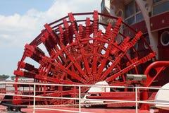 Paddle wheel stock image