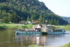 Free Paddle Wheel Steamer Stock Photos - 30140353
