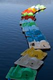 Paddleboats Royalty Free Stock Image