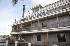 The PaddleFish Restaurant at Disney Springs Royalty Free Stock Photography