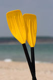 Paddles Stock Photos