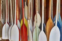 Paddles W magazynie Zdjęcie Stock