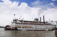 Paddlesteamer Riverboat The Belle of Louisville Stock Photos