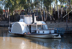 Paddlewheeler Royalty Free Stock Photo