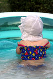 Paddling pool Royalty Free Stock Images