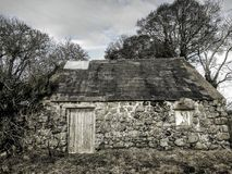 paddy chatka stary Fotografia Stock