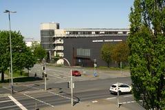Paderborn, Βεστφαλία northrine, Γερμανία, 10 05 2016, πανεπιστήμιο του paderborn, Στοκ εικόνες με δικαίωμα ελεύθερης χρήσης