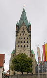 Paderborn Cathedral,  Germany Royalty Free Stock Photos