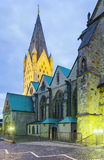 Paderborn Cathedral,  Germany Royalty Free Stock Photo
