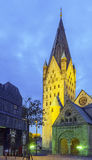 Paderborn Cathedral,  Germany Stock Photography