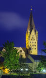 Paderborn Cathedral,  Germany Stock Photo