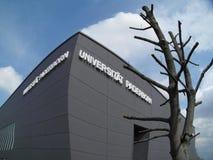 Paderborn, northrine Westphalie, Allemagne, 10 05 201, université de Paderborn, Photographie stock libre de droits