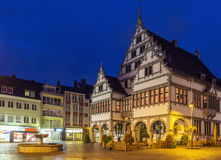 Paderborn town hall, Germany Stock Photos