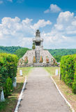 Pades Proclamation Monument in Romania Royalty Free Stock Images